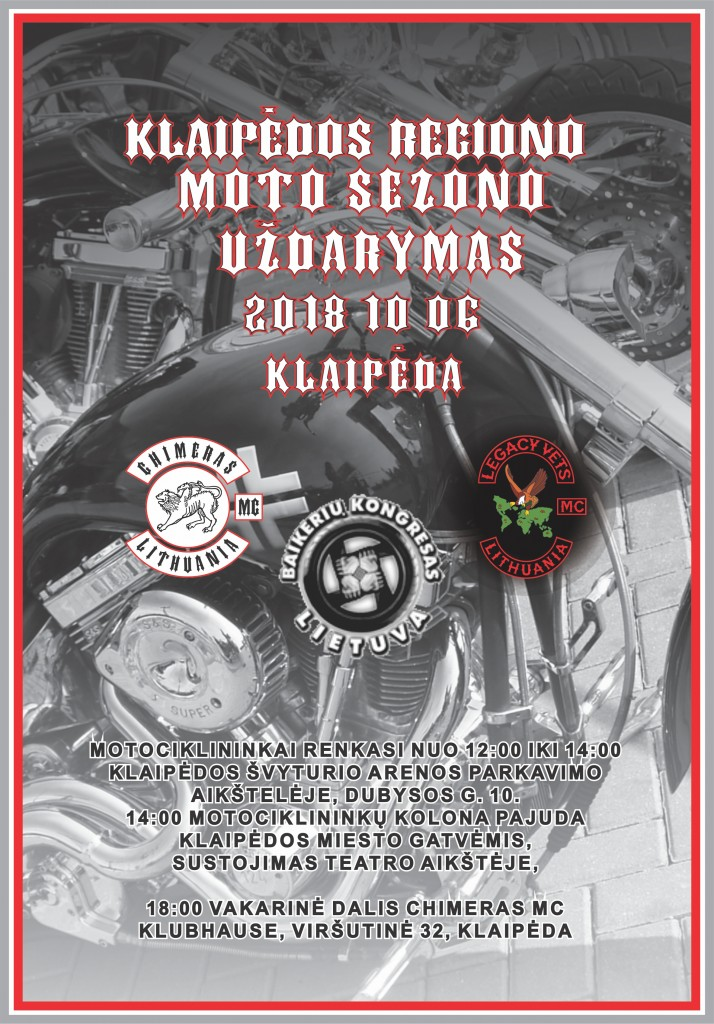 2018 10 06 Moto sezono uzdarymas